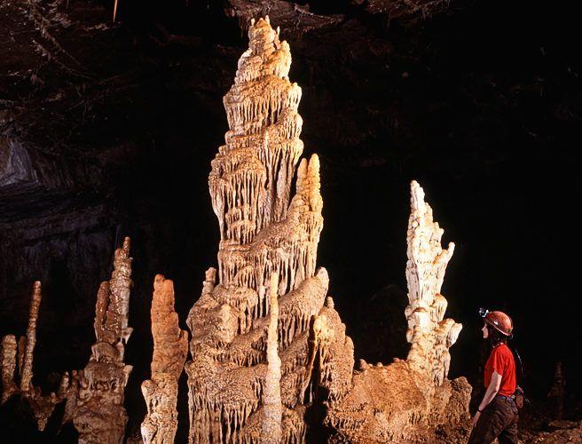 Kartchner Caverns, AZ