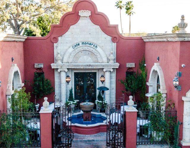 Cafe Monarch, Scottsdale, Arizona