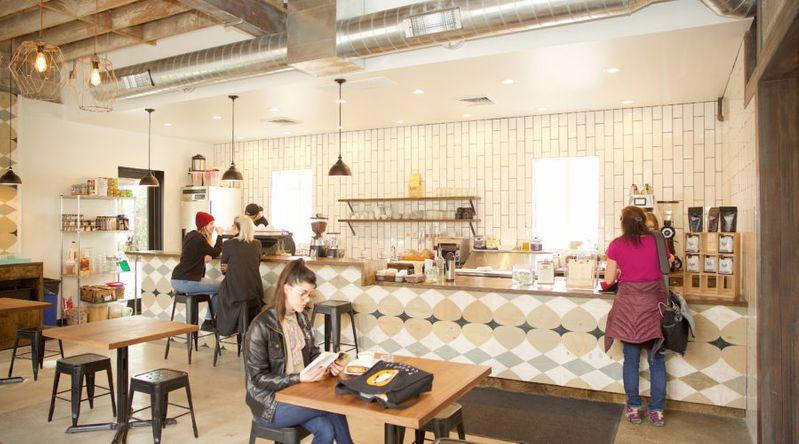 Publik Coffee Roasters Avenues, Salt Lake City, UT