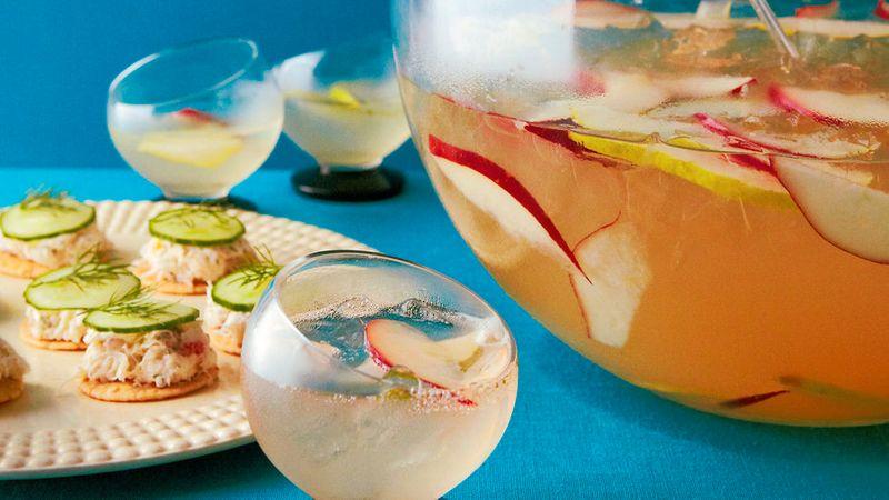Perfect Cocktail Party Menus - Sunset Magazine