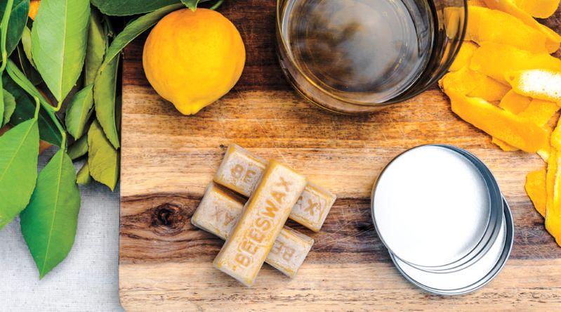 Citrus Wood Polish: Ingredients