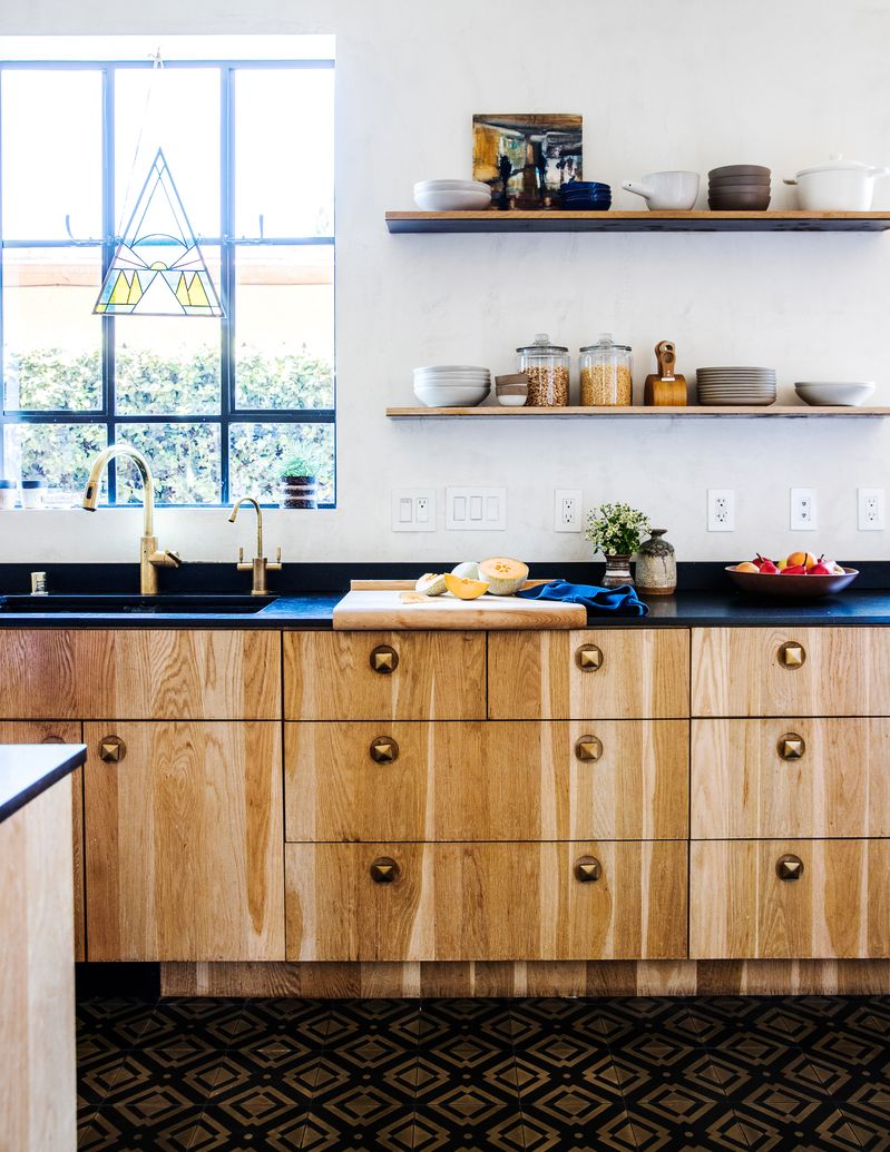 Fresh & Modern Kitchen Cabinet Design Ideas - Sunset Magazine