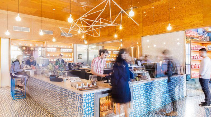 Intelligentsia Silver Lake Coffeebar, Los Angeles, CA