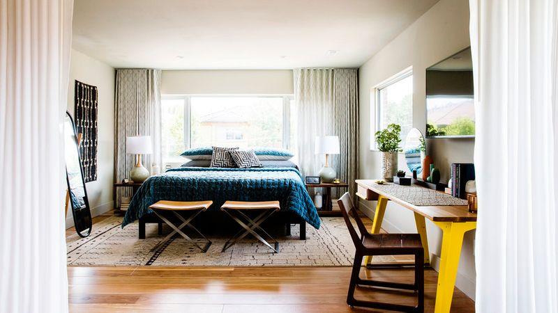 Bedroom Decorating Ideas - Sunset Magazine