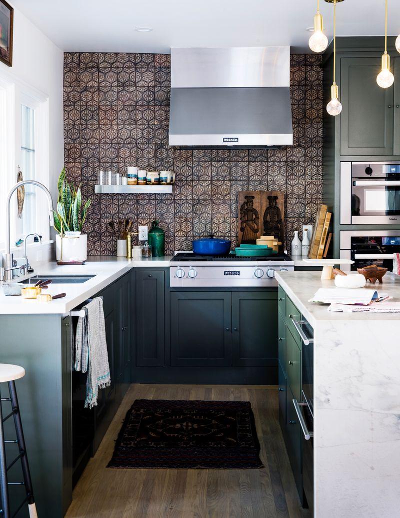 Fresh & Modern Kitchen Cabinet Design Ideas - Sunset Magazine