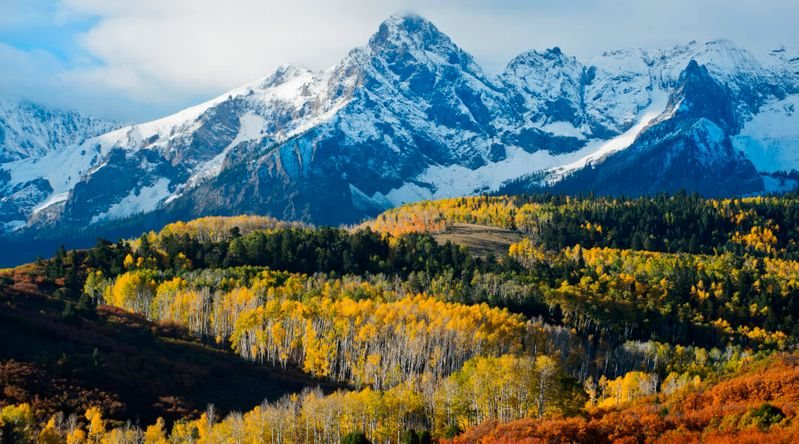 Ascend to New Romantic Heights in Colorado