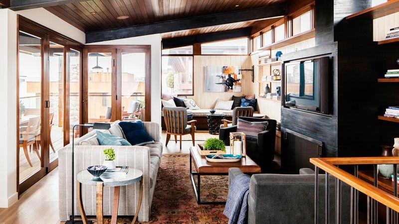 Small Living Room Ideas - Sunset Magazine