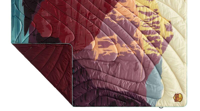 Rumpl Original Puffy Blanket—Grand Canyon