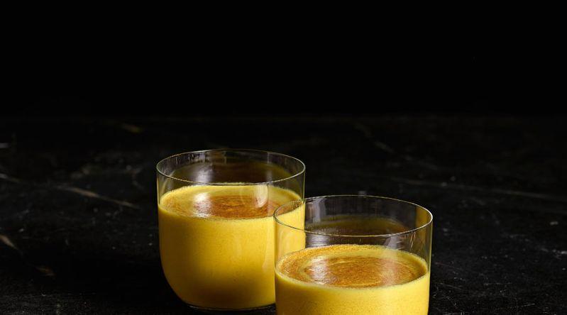 Super Juiced Golden Milk