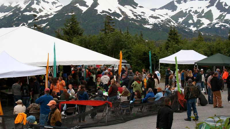 Salmon Jam, Cordova, AK, Jul 12-13