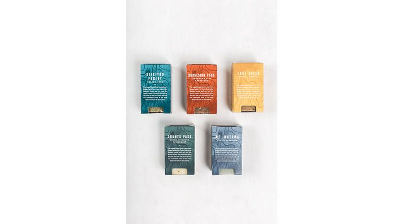 United by Blue Rogue soaps