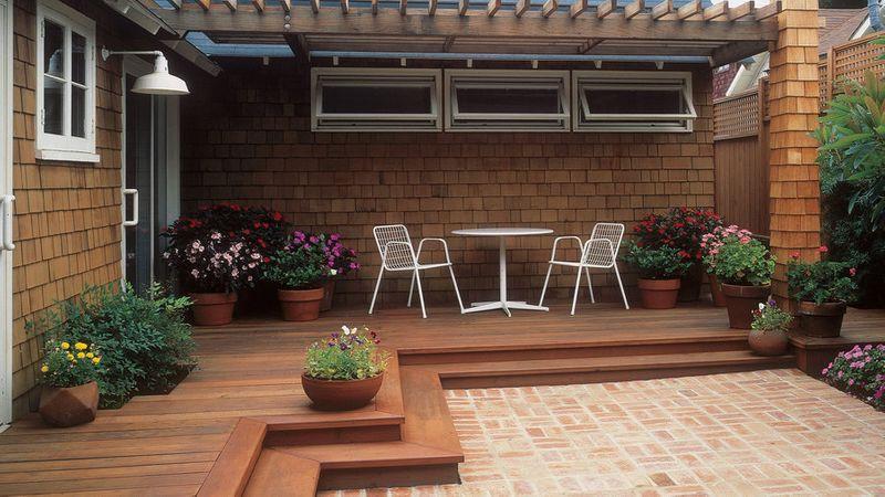 Deck Ideas 40 Ways To Design A Great Backyard Deck Or Patio