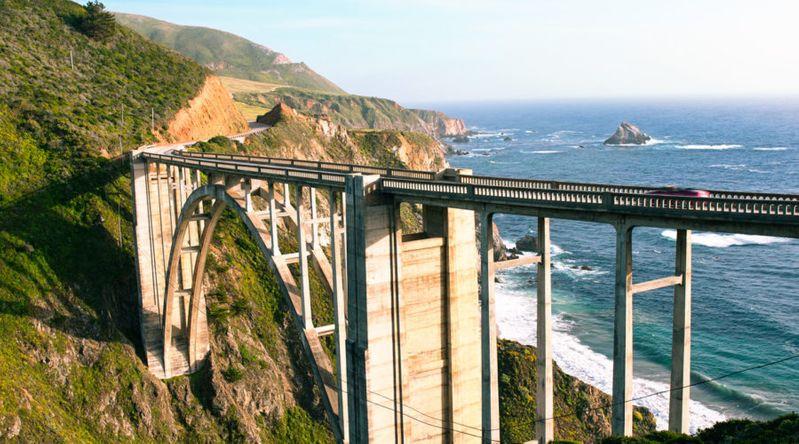 Cayucos to Point Lobos