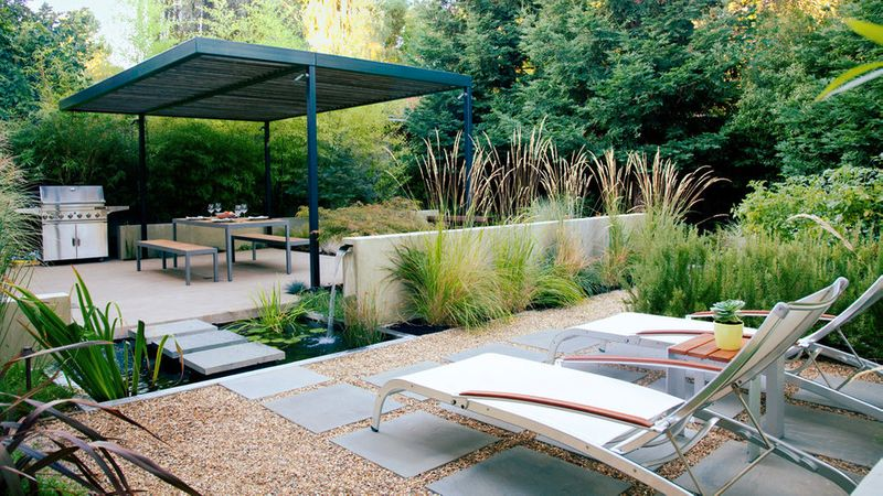 Small Backyard Design Ideas Sunset Magazine