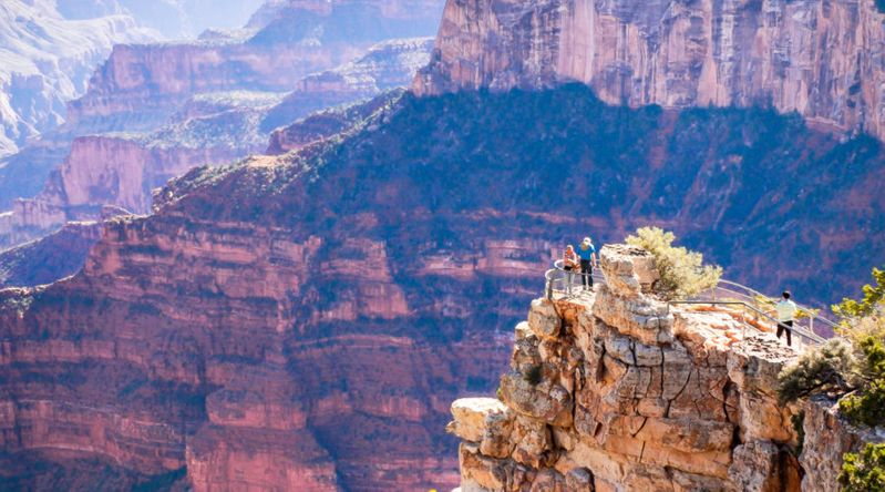 Stand in Awe at the Grand Canyon, AZ