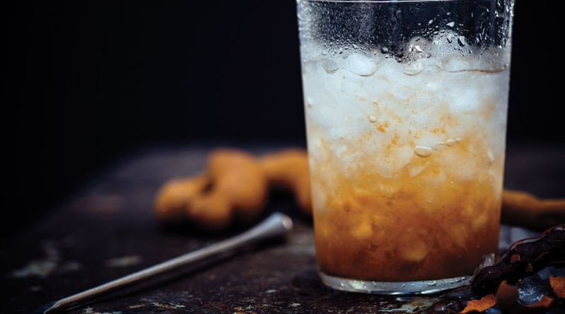 Ginger and Tamarind Refresher