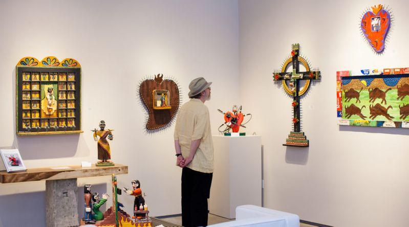 Art Town: Santa Fe, NM