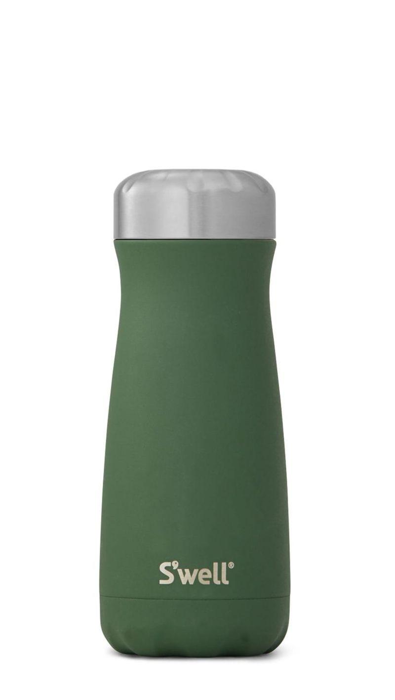 Green Jasper Water Bottle