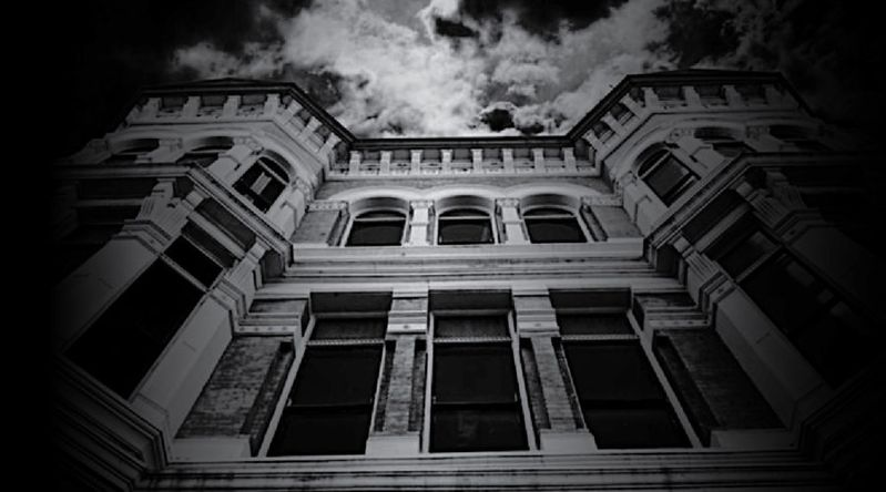 A view of the Palace Hotel in Port Townsend, where Twisted History leads ghost tours