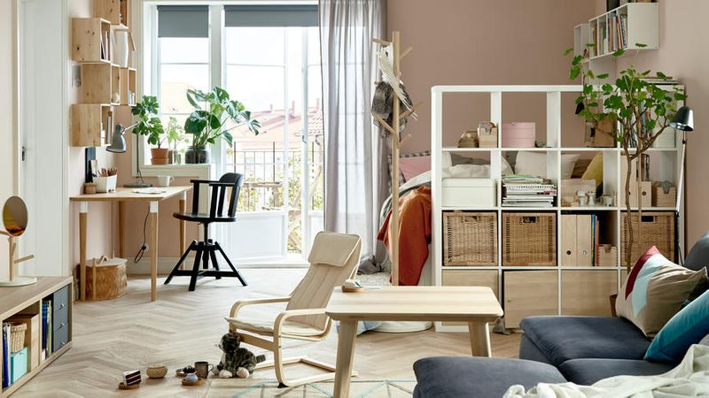 Stylish Studio Apartment Ideas - Sunset Magazine