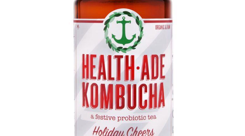 Christmas Kombucha