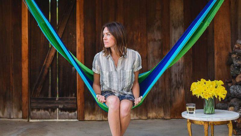 Favorite Hammock Amp Hanging Chair Designs Sunset Magazine