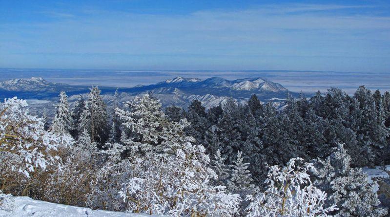 Sandia Mountains, NM
