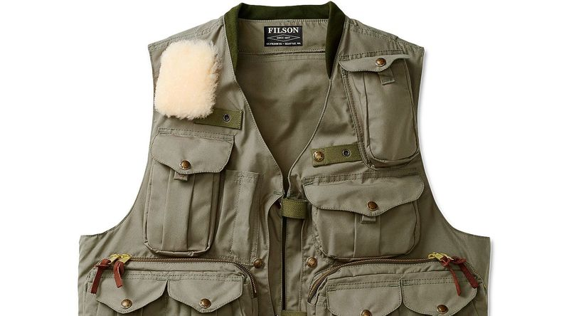Fly-Fishing Guide Vest