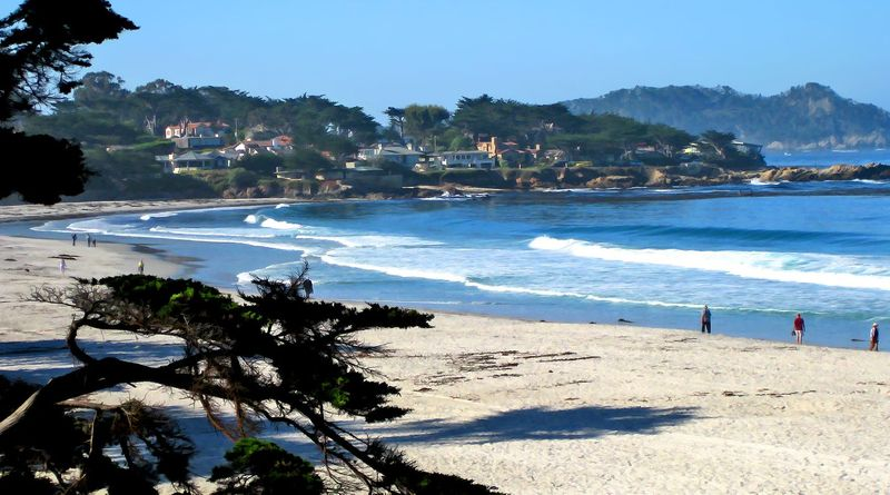 Beach: Carmel Beach (Carmel-by-the-Sea, CA)