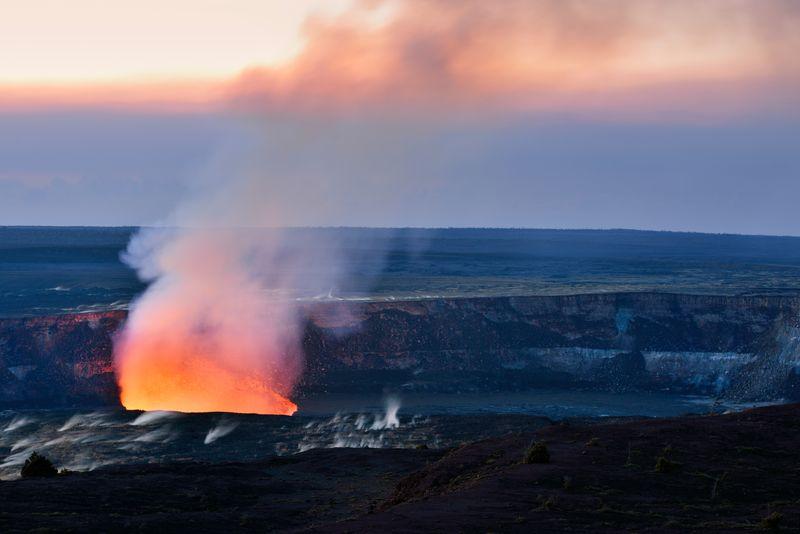 Big Island: Active Volcanoes