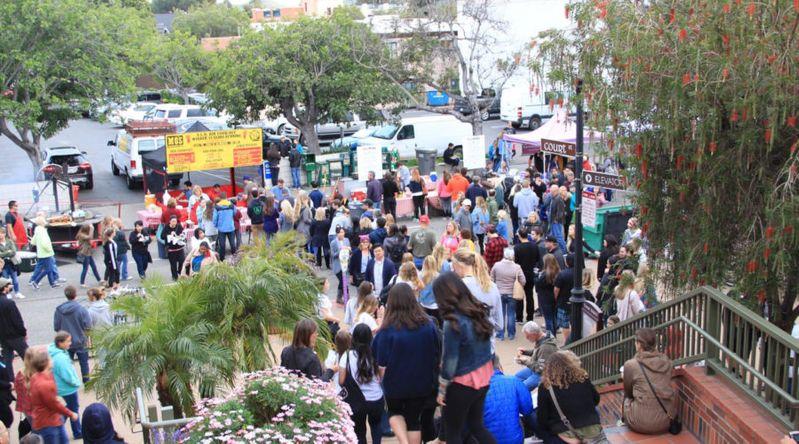 Farmers' Market: San Luis Obispo (CA)