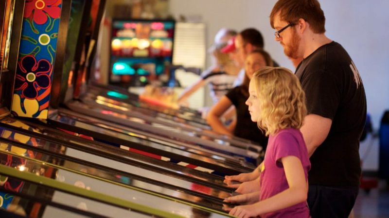 Best Arcade: Pinball Hall of Fame