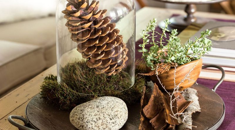 Woodland Tableau