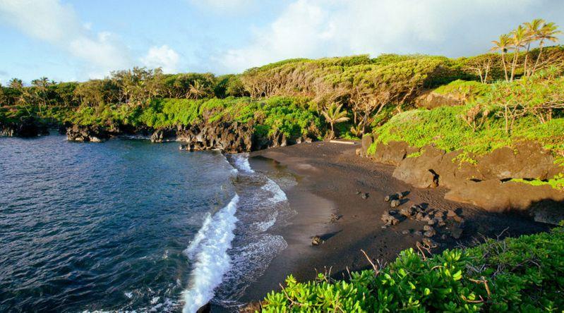 Wainapanapa State Park, Maui, HI