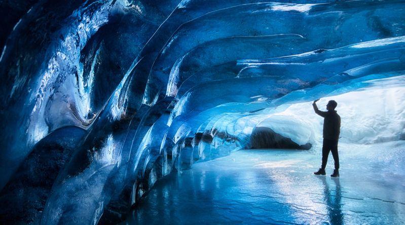 Athabasca Glacier, AB