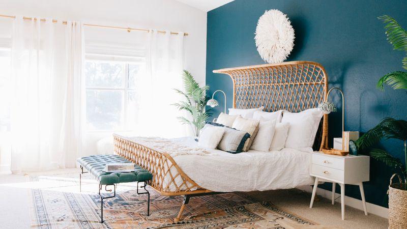 How To Design A Desert Glam Bedroom Sunset Magazine