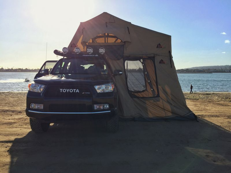 Tepui Tents Autana XL Sky 4 Tent