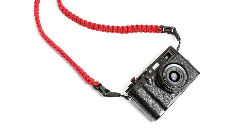 tech-gifts-for-dad-dsptch-paracord-camera-strap
