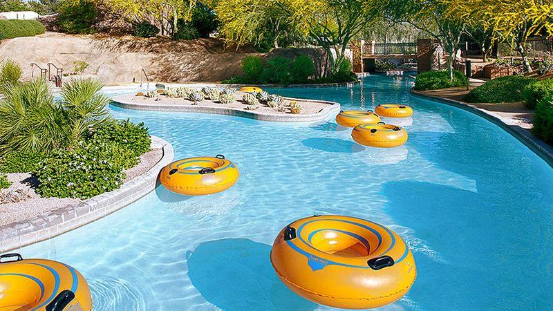 Best Hotel Pool Experiences Sunset Magazine