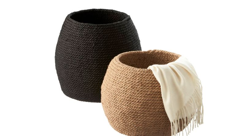 Shop: Jute Baskets