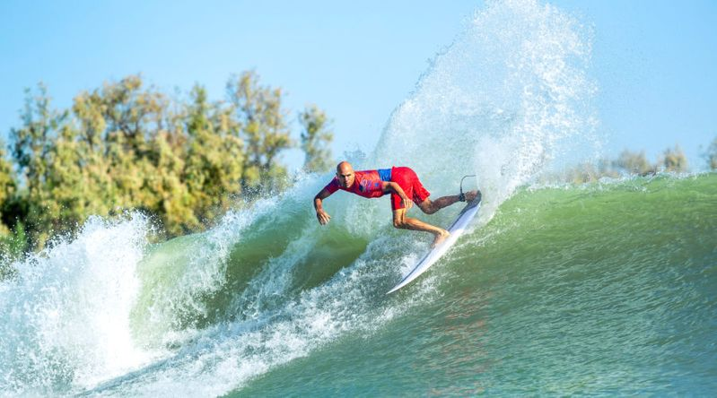 Surfing Comes to the Central Valley