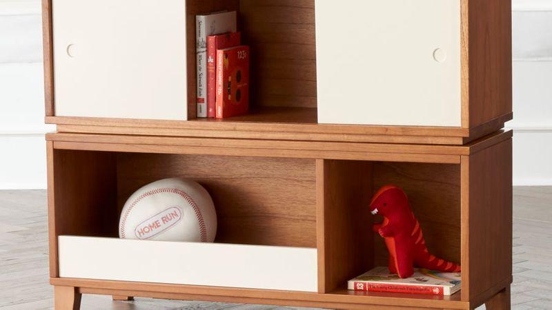 Toy Storage That Transforms
