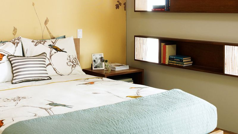 20 Small Bedroom Design Tips - Sunset Magazine