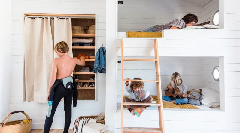 Boys' Bunks