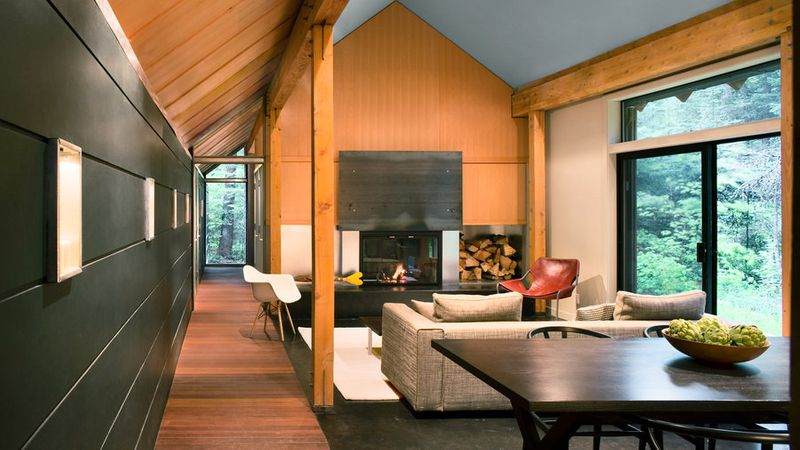Cabin Decorating Ideas - Sunset Magazine